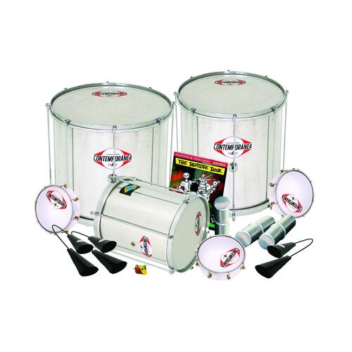 Contemporanea 12 Player Professional Samba Pack 3