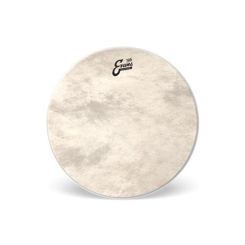 Evans 56 Calftone Bass Drum Heads