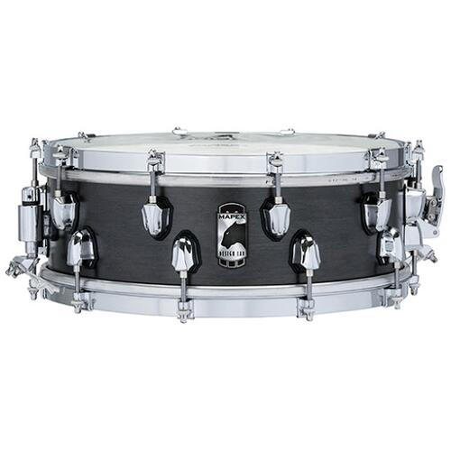 "Mapex Black Panther Design Lab 14""x5"" EQUINOX Snare Drum BPML4500CFB"