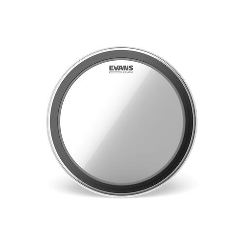 Evans EMAD 2 Clear Bass Drum Heads