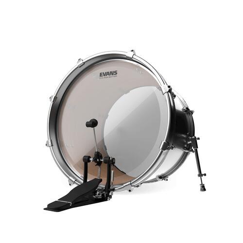 Image 2 - Evans EQ4 Clear Bass Drum Heads