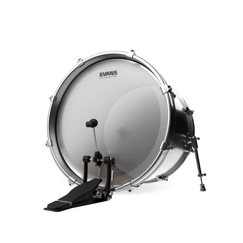 Image 2 - Evans EQ4 Frosted Bass Drum Heads