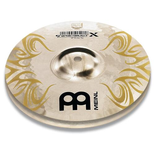 Meinl Generation X FX Hat Cymbals