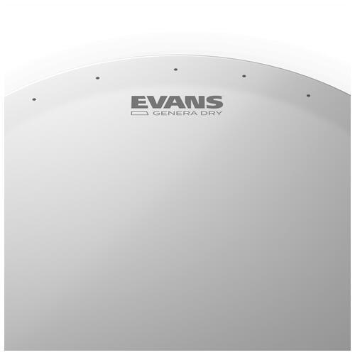 Image 3 - Evans Genera Dry Snare Drum Heads