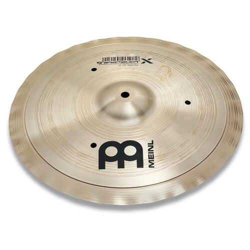 "Meinl Generation X 12/14"" Trash Hat Cymbal"