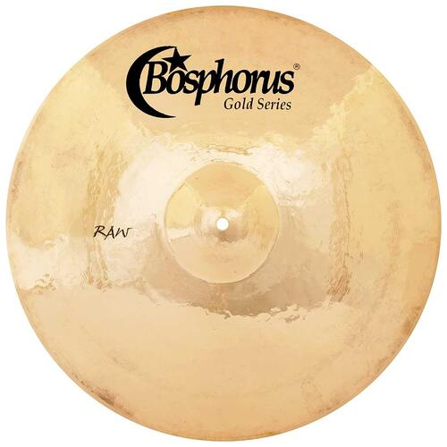 Bosphorus Gold Raw Series Ride Cymbals
