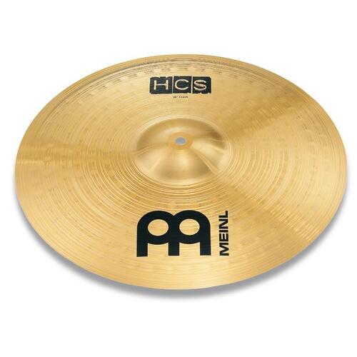 Meinl HCS Crash Cymbals
