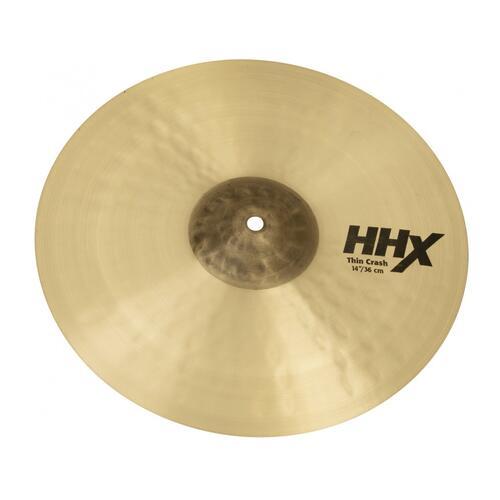 Sabian HHX Thin Crash Cymbals