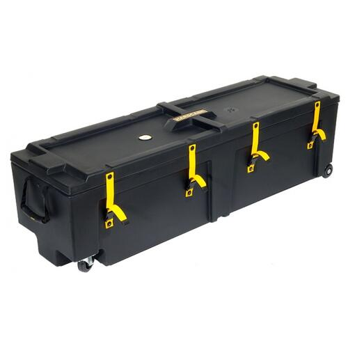 "Hardcase - 58"" Hardware case with 4 Wheels HN58W"