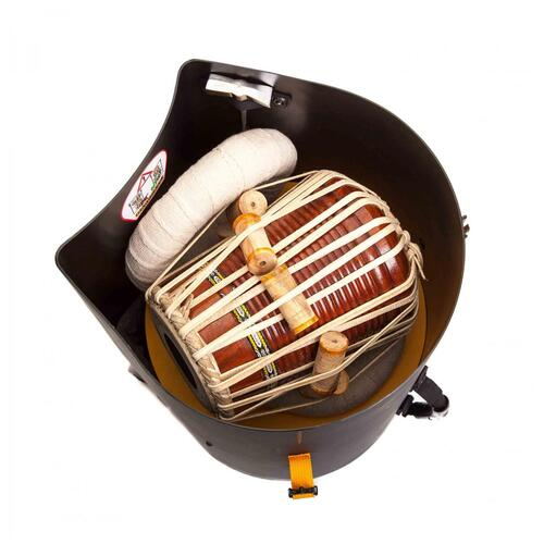 "Hardcase 13"" Tabla Set Cases with Wheels"