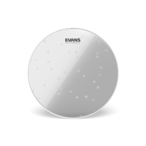 "Evans 22"" Hydraulic Glass (Clear) Bass Drum Head"