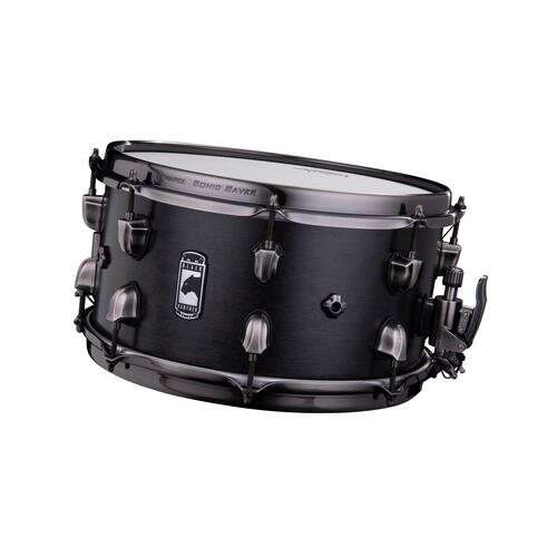 """Image 3 - Mapex Black Panther HYDRO 13""""x7"""" Maple Snare BPNML3700LFB"""