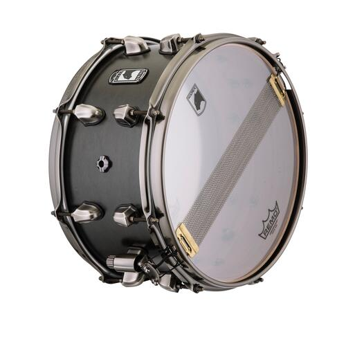 """Image 4 - Mapex Black Panther HYDRO 13""""x7"""" Maple Snare BPNML3700LFB"""