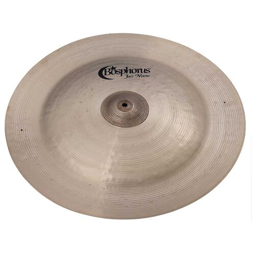 Bosphorus Jazz Master Series China Cymbals