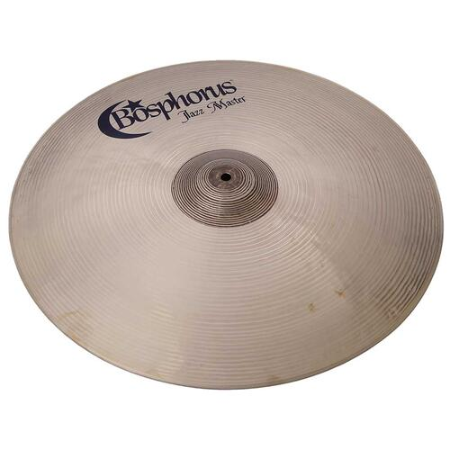 Bosphorus Jazz Master Series Ride Cymbals