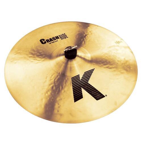 Zildjian K Crash Ride Cymbals