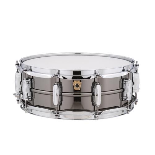 "Ludwig Black Beauty 14 x 5"" LB416 Supra-phonic Classic Lug Snare Drum"