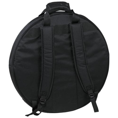 "Image 2 - Meinl Professional 22"" Cymbal Backpack, Black (MCB22-BP)"