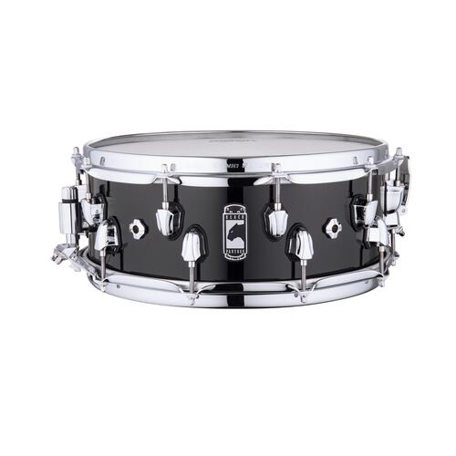 """Image 1 - Mapex Black Panther Nucleus Maple/Walnut 14""""x5.5"""" Snare Drum BPNMW4550CPB"""