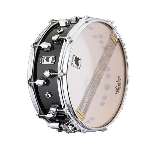 """Image 2 - Mapex Black Panther NUCLEUS Maple/Walnut 14""""x5.5"""" Snare Drum BPNMW4550CPB"""