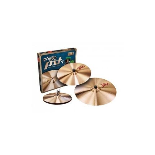 Paiste PST7 Light Session Cymbal Set PST7BS3LITE