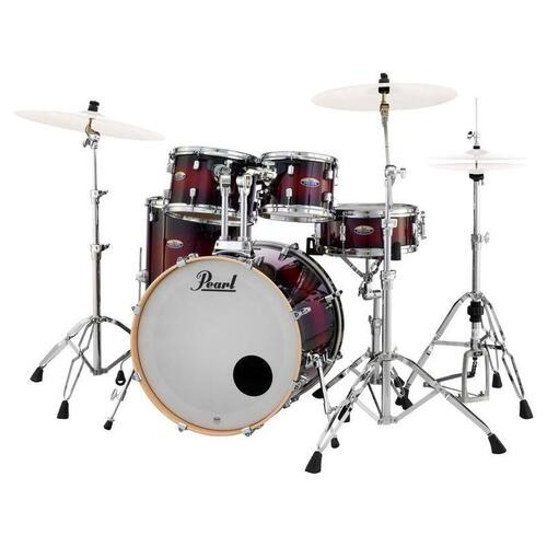 "Pearl Decade Maple 20"" Fusion 5 piece Kit w/Hardware"
