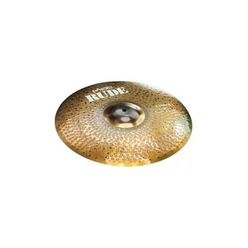 Paiste Rude Basher Crash Cymbals