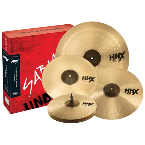 Sabian HHX Performance Cymbal Set