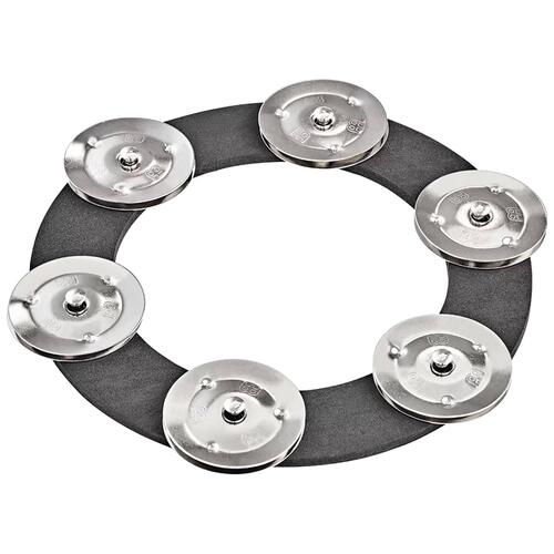 "Meinl Soft Ching Ring 6"", Stainless Steel Jingles"