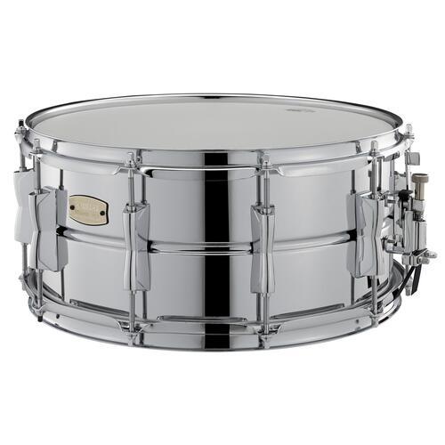 "Image 2 - Yamaha Stage Custom Steel Snare 14"" x 6.5"" - SSS1465"