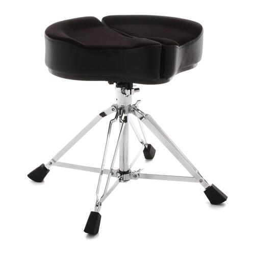 Image 2 - Ahead Spinal Glide Drum Throne - Saddle Top w/ 4 legs base