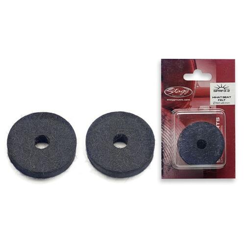 Stagg Hi-Hat Seat Felts - 2 Pack