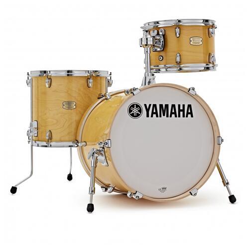 "Image 1 - Yamaha Stage Custom Bop 3-piece Shell pack 12"" 14"" 18"""