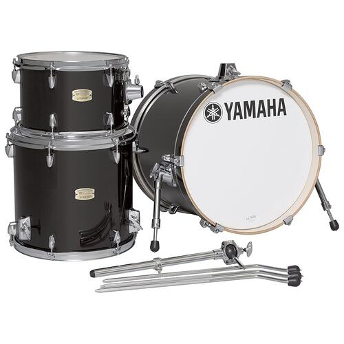 "Image 4 - Yamaha Stage Custom Bop 3-piece Shell pack 12"" 14"" 18"""