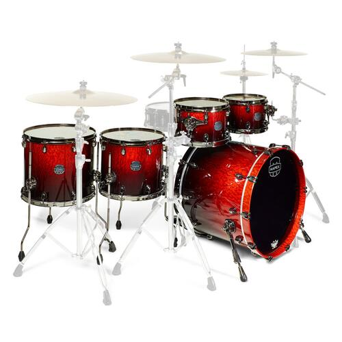 Mapex Saturn V Fusion Twin Drum Kit