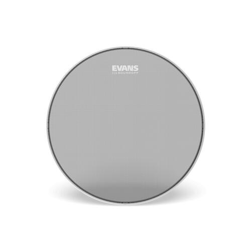 Evans SoundOff Mesh Drum Heads - For Toms and Snares
