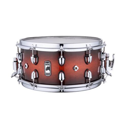 "Image 3 - Mapex Black Panther SOLIDUS 14""x7"" Maple Snare Drum BPNML4700CVD"