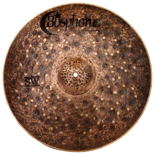 Image 2 - Bosphorus Syncopation SW Series Crash Cymbals