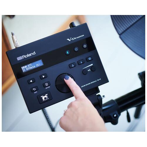 Image 6 - Roland TD-07DMK V-Drums Electronic Drum Kit