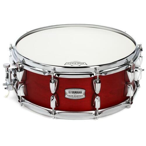 """Image 5 - Yamaha Tour Custom 14""""x5.5"""" Snares"""