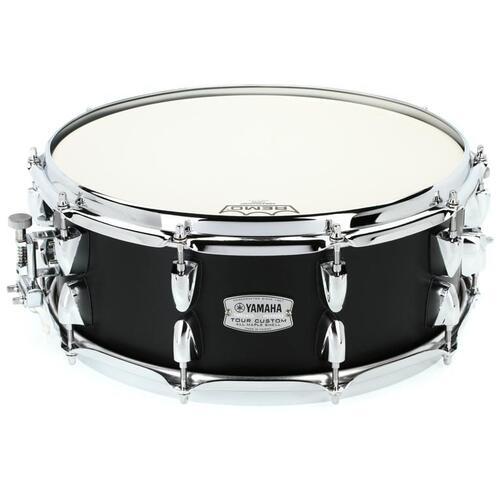 """Image 2 - Yamaha Tour Custom 14""""x5.5"""" Snares"""
