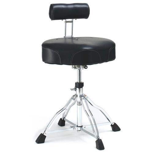 Tama 1st Chair Ergo-Rider Quartet with Backrest (HT741B)