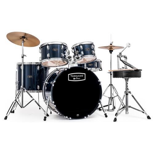 Mapex Tornado III 22'' Rock Fusion Drum Kit