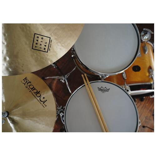 """Image 3 - Istanbul Agop 20"""" Traditional Jazz Ride"""