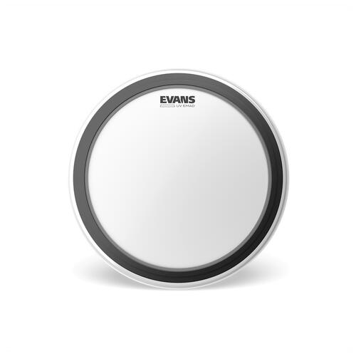 Evans UV EMAD Coated Bass Drum Heads