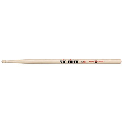 Vic Firth 2B American Classic Wood Tipped Drumsticks