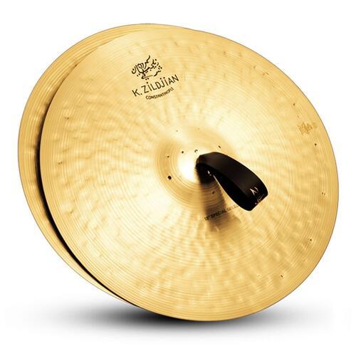 "Zildjian K1003 K Constantinople Special Selection 18"" Medium Heavy Crash Cymbal (Single)"
