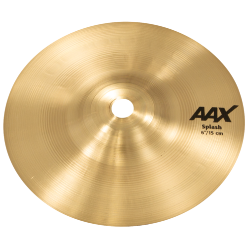 Sabian AAX Splash Cymbals