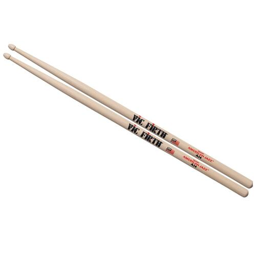 Vic Firth American Jazz Wood-Tipped Drum Sticks