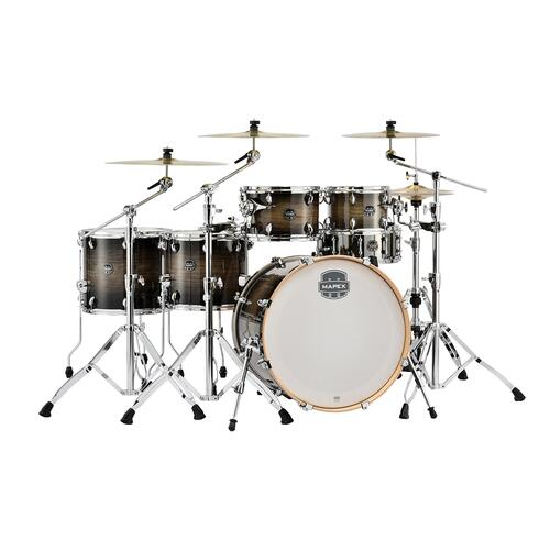 Image 5 - Mapex Armory Fast Fusion Drum Kit 10x7, 12x8, 14x12, 16x14 22x18 bassdrum with Tomahawk Snare